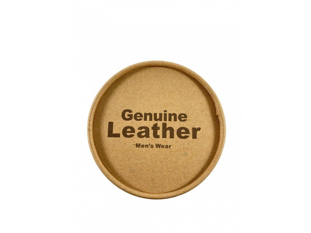 Luxusní automatický kožený pásek (Délka 130 cm)