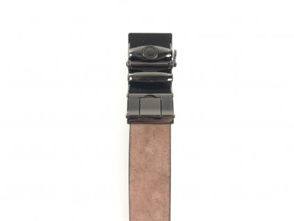 Luxusní kožený automatický opasek (Délka 130 cm)