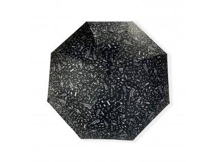 Obrácený deštník - hudba