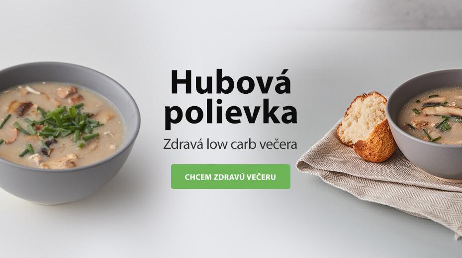 Zdravá večera - polievka