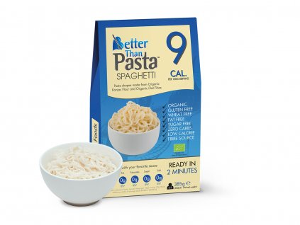 Konjacové bezsacharidové špagety 385 g