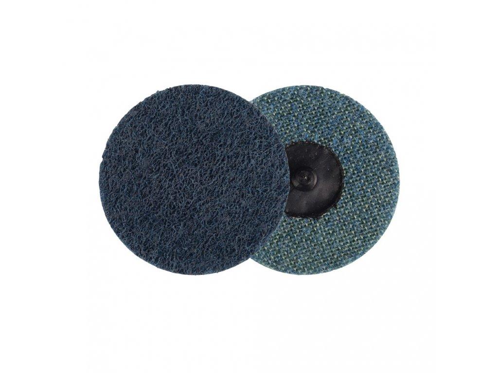 Kotouč brusný Roloc 75mm, lisovaná textilie jemná, Fine