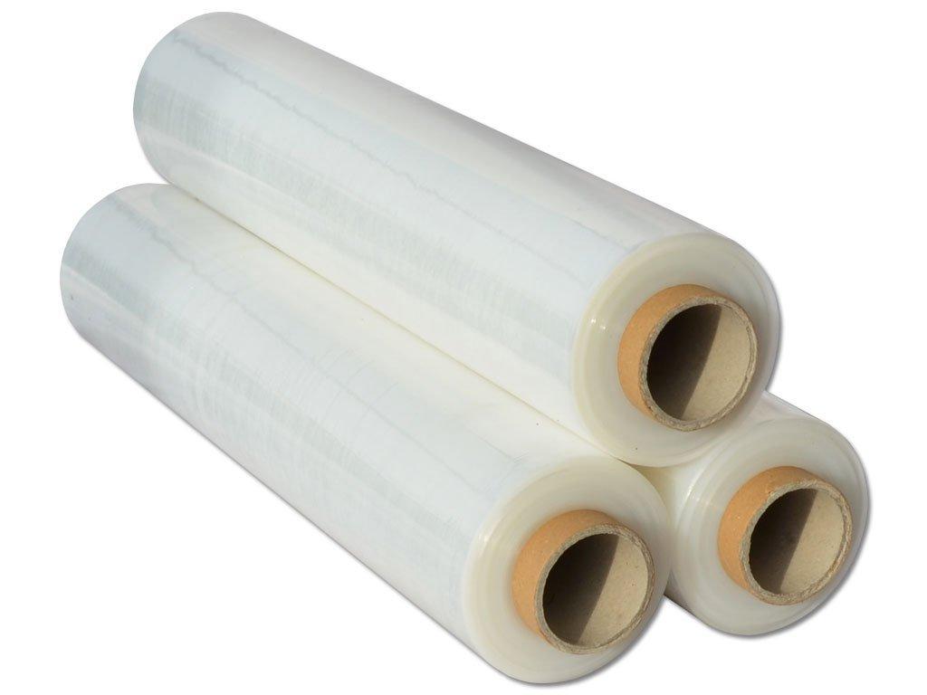 Ruční stretch fólie 500 / 23 µm, 150m