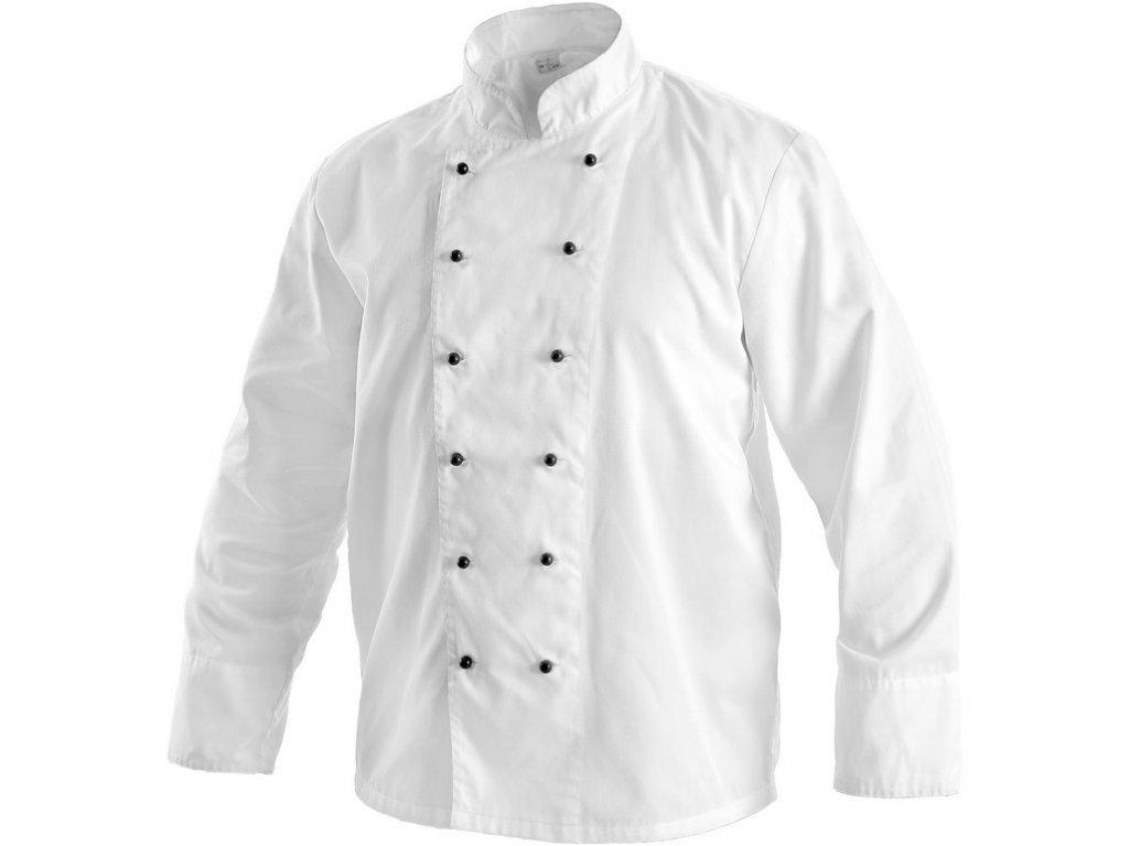 Kuchařský rondon RADIM, bílý
