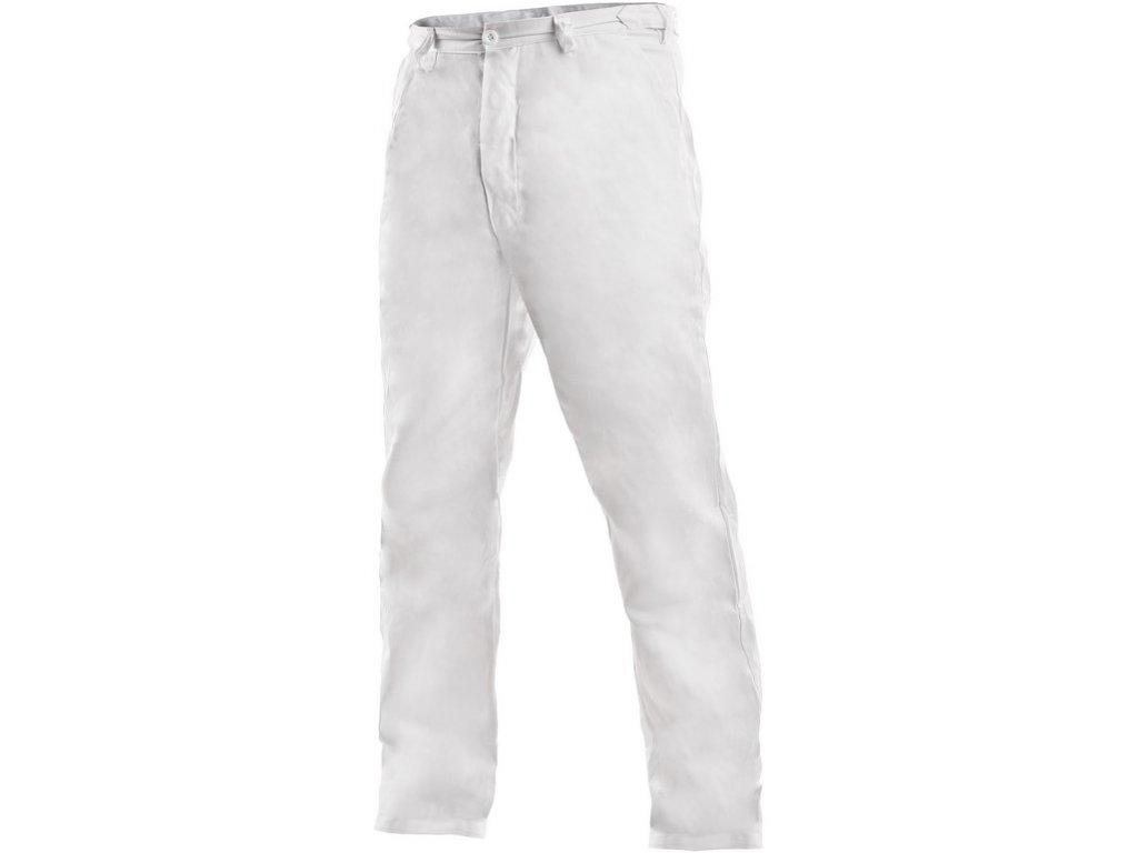 Pánské kalhoty ARTUR, bílé