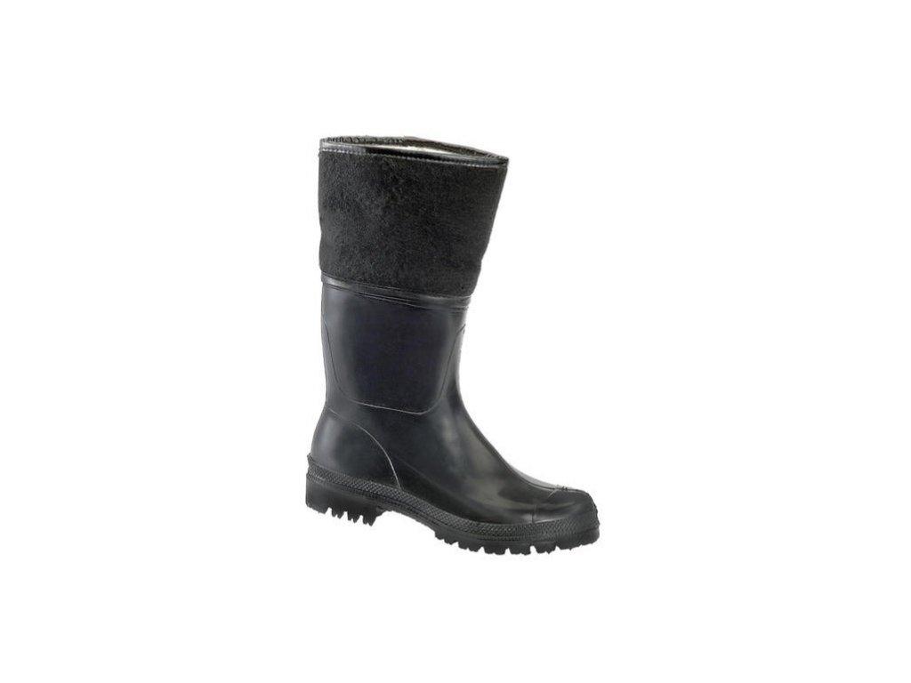 Gumofilcová holeňová obuv BRUNO