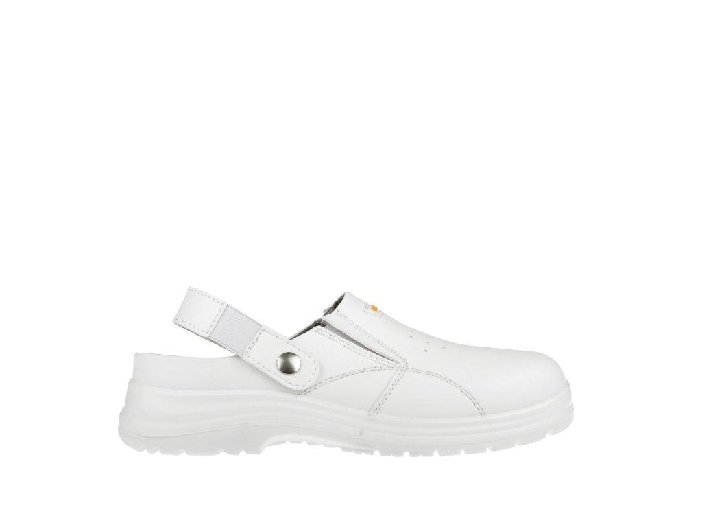 BENNON obuv WHITE OB SLIPPER