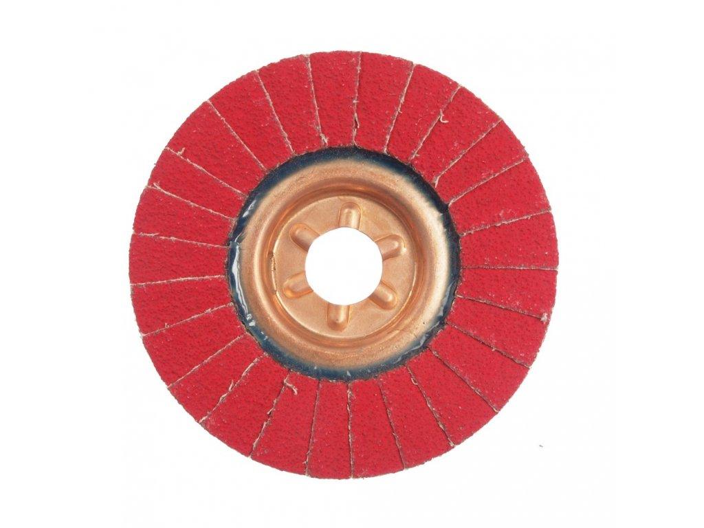 Kotouč brusný lamelový 115 mm 40 C SLTT CERAMIC Lukas