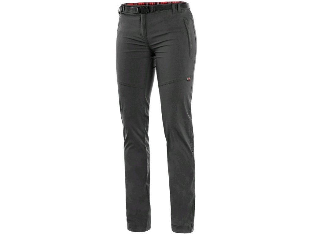 Kalhoty MISSISSIPPI, dámské, šedé