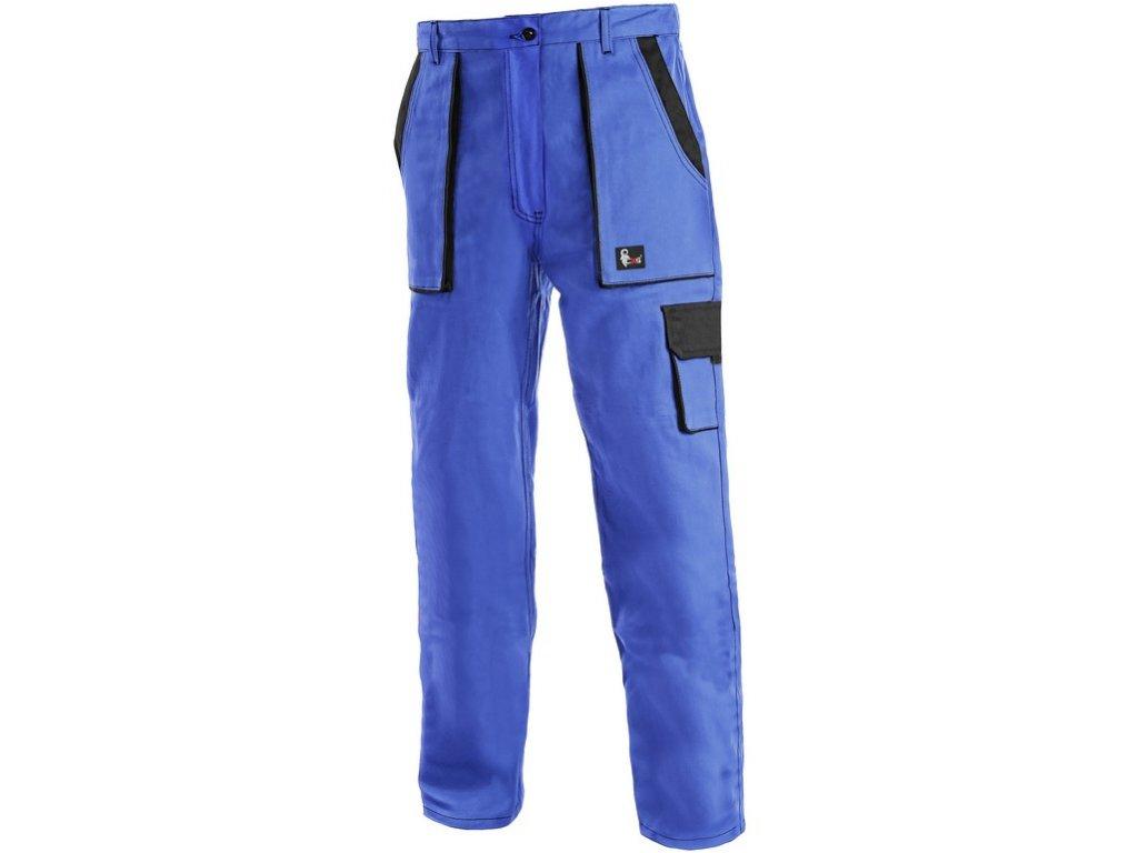 Kalhoty do pasu CXS LUXY ELENA, dámské, modro-černé