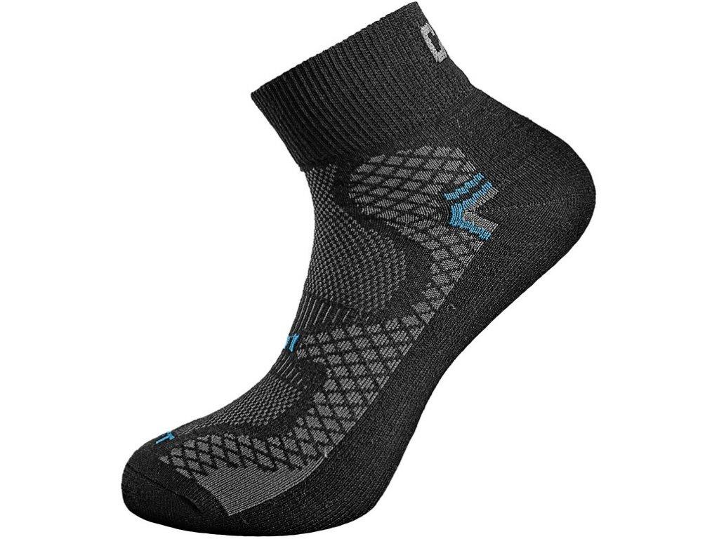 Ponožky SOFT, černé
