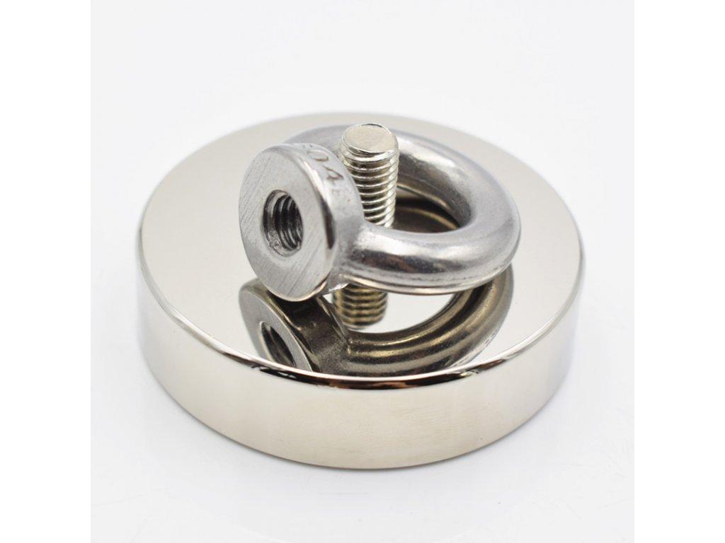 Magnet s okem do 110kg