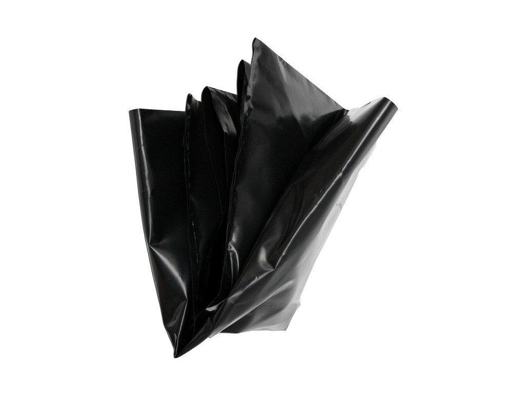 Pytel 100 x 120 cm, černý, 10 ks