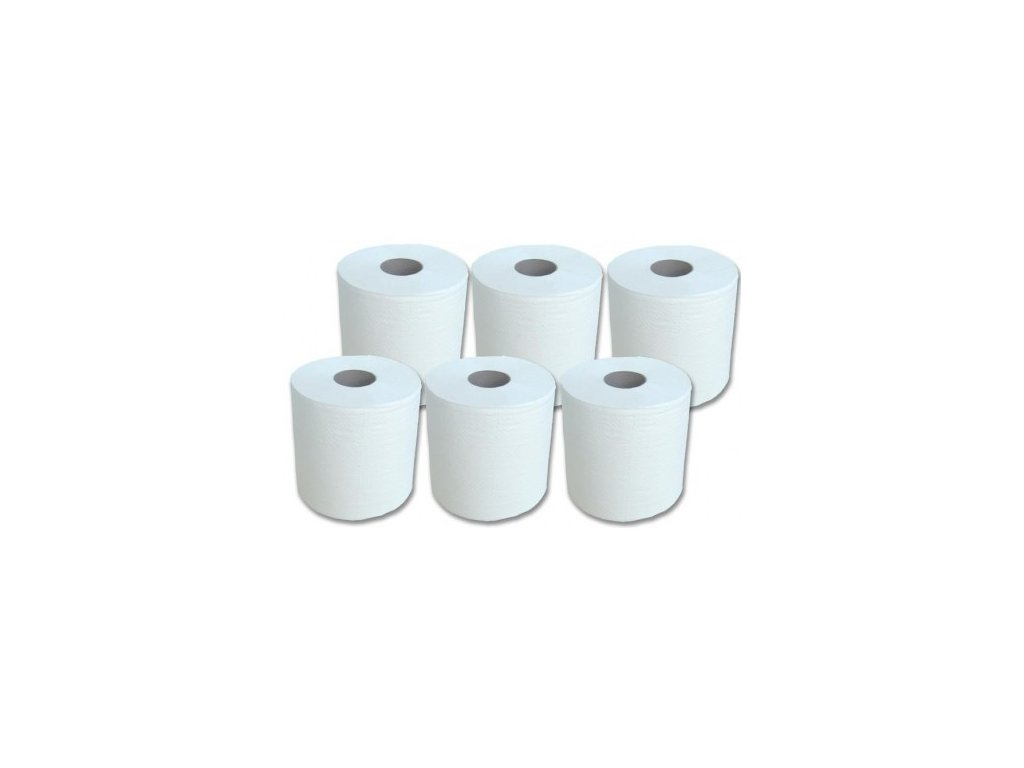 Role papíru 2 vrsta pr.19,5cm, 150m, 6ks/bal