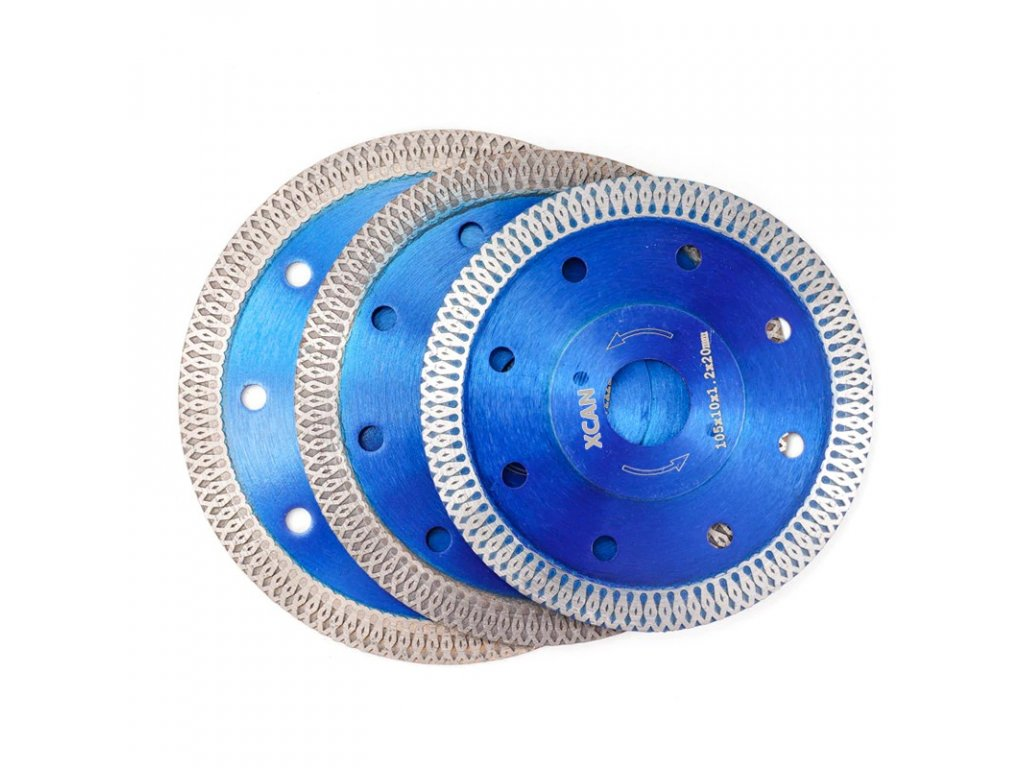 Kotouc diamantovy rezny Turbo Max 115 22,2mm daitex1