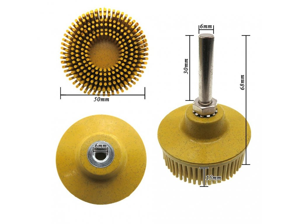 3m stetinovy disk 50mm zeleny p50 daitex