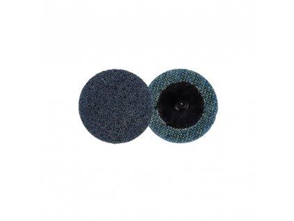 Kotouč brusný Roloc 50mm, lisovaná textilie jemná, Fine
