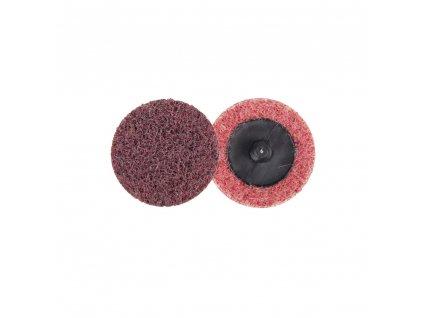 Kotouč brusný Roloc 50mm, lisovaná textilie střední, Med