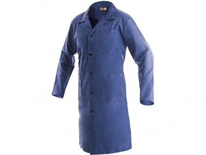 Pánský plášť VENCA, modrý