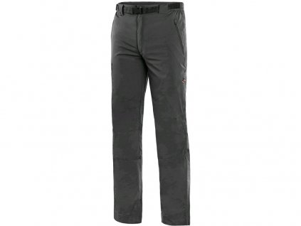 Kalhoty MISSISSIPPI, pánské, šedé