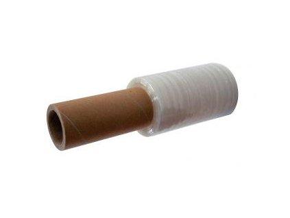 Ruční stretch fólie 125 / 23 µm, 150m dutinka s rukojetí 23cm