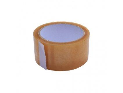 Lepící páska 48mm/66m transparentní Solvent