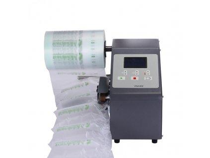 Stroj na výrobu vzduchových polštářků