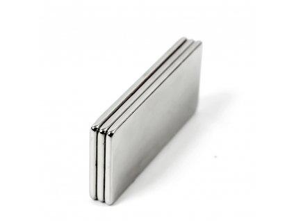 Magnet 40x20x2mm