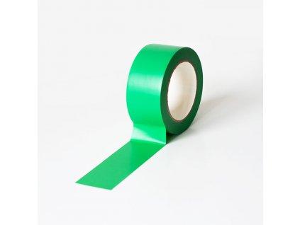 Podlahová vyznačovací páska 50 mm x 33 m - zelená