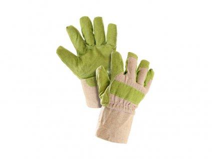 Kombinované zimní rukavice CXS NERO WINTER, vel. 11