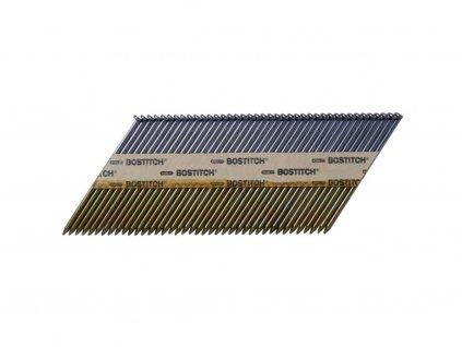Bostitch PT3190 HLADKÉ hřebíky PT 3,1 x 90 mm, 2200 ks, spojené papírem daitex