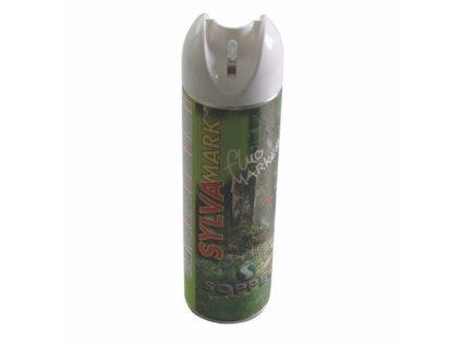 Značkovací sprej na dřevo Fluo Marker, bílá