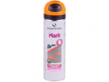 Značkovacího spreje S MARK, oranžová