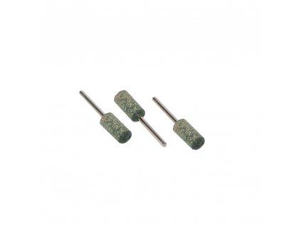 Leštící tělísko 10x20x3mm zelená K120