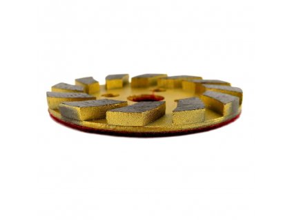 Hrubovaci diamantove kotouce s upnutim na suchy zip Daitex36