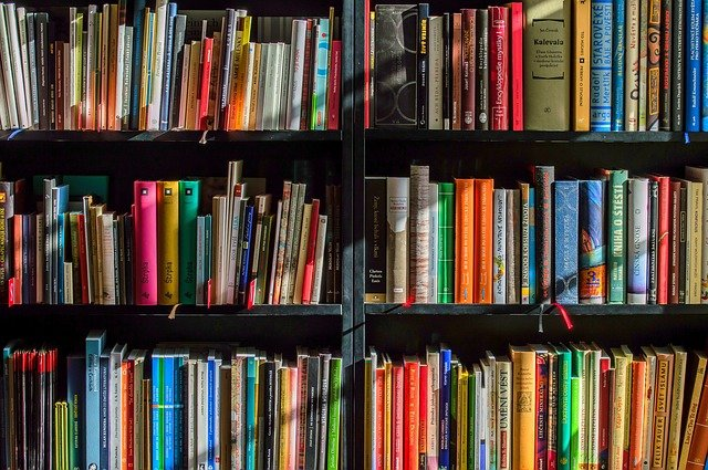 Jak uspořádat knihovnu?