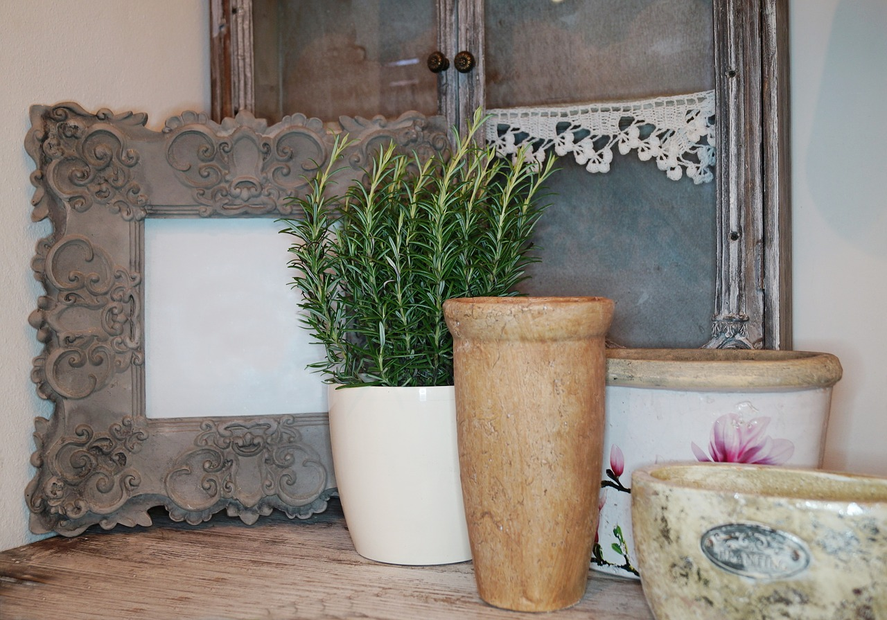 Vybavte si bydlení v provensálském stylu