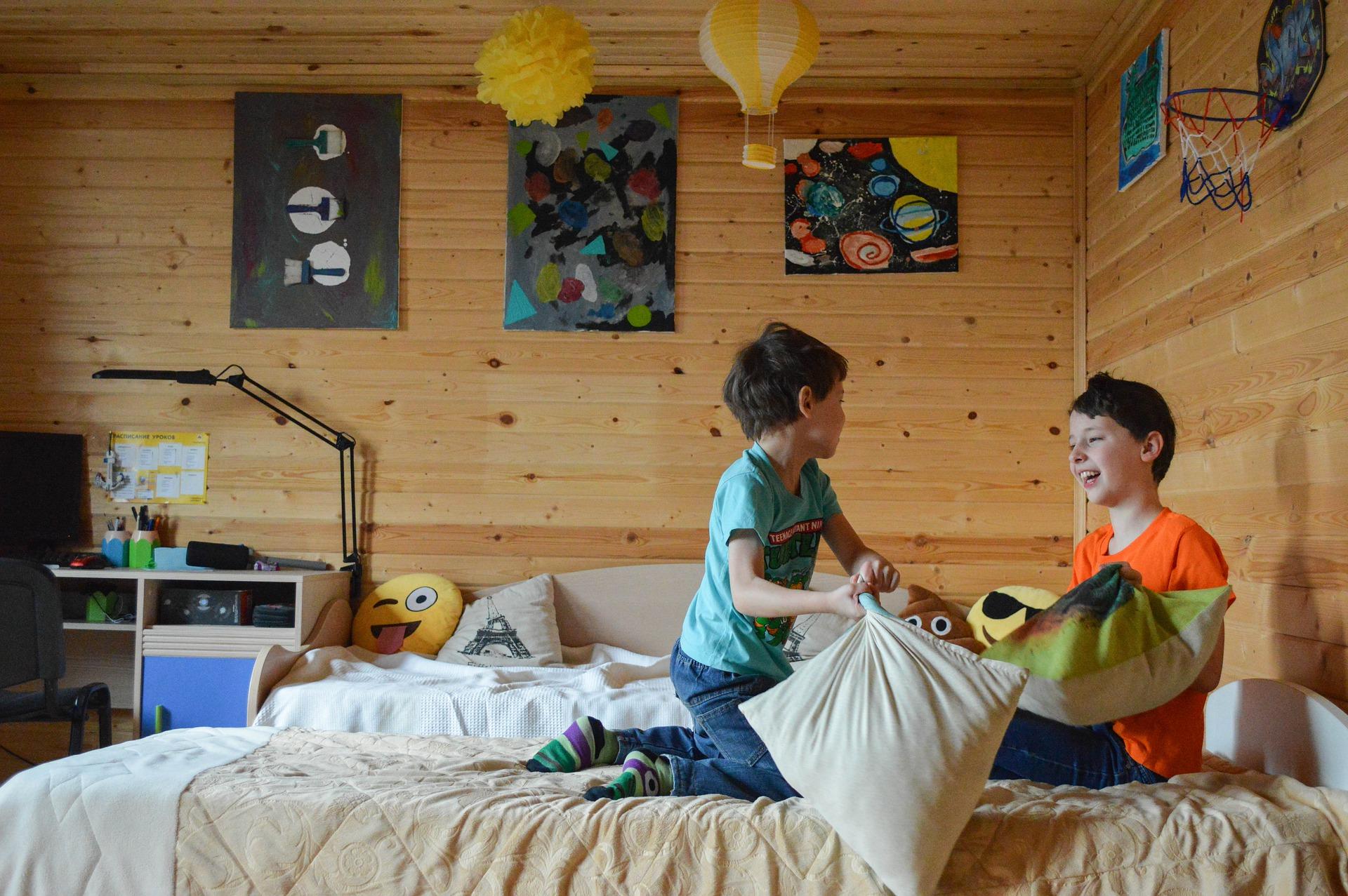 Jak vlastně sestavit dětský pokojíček, aby přežil od dětství až do dospělosti?