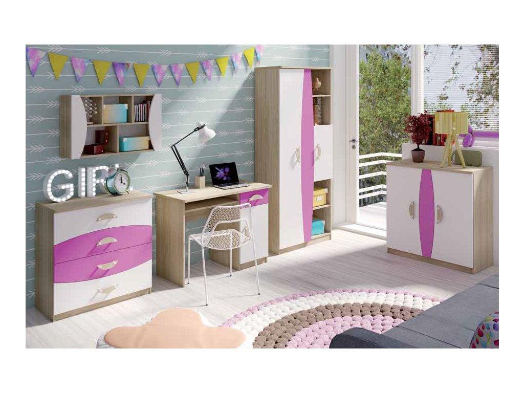 Dětský pokoj 1 TENUS II Gib