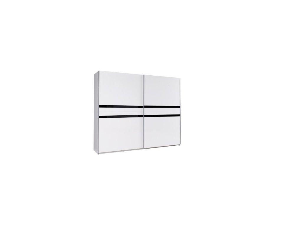 Šatní skříň LUX 33 Maridex 244/206/64