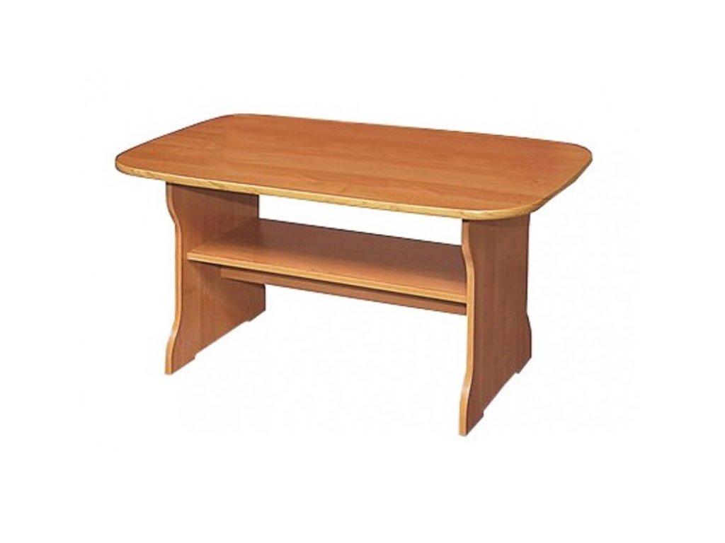 Konferenční stolek ovál velký AB Arco 105/56/65