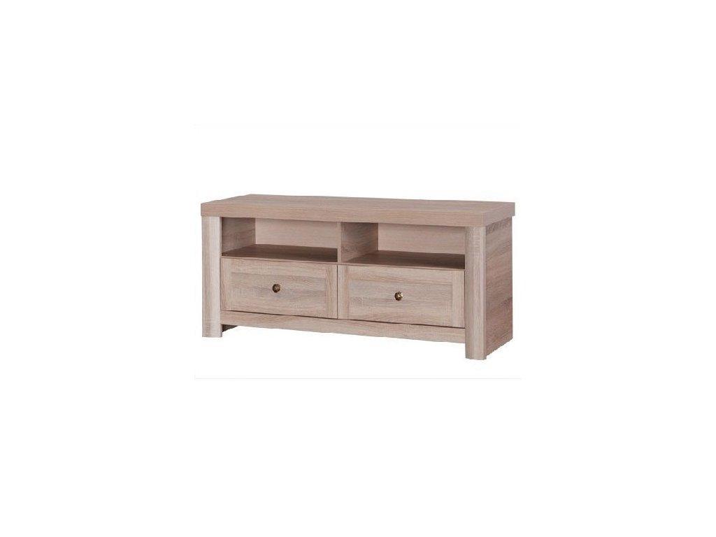 Televizní stolek VENUS VN15 Mlot 128/50/45