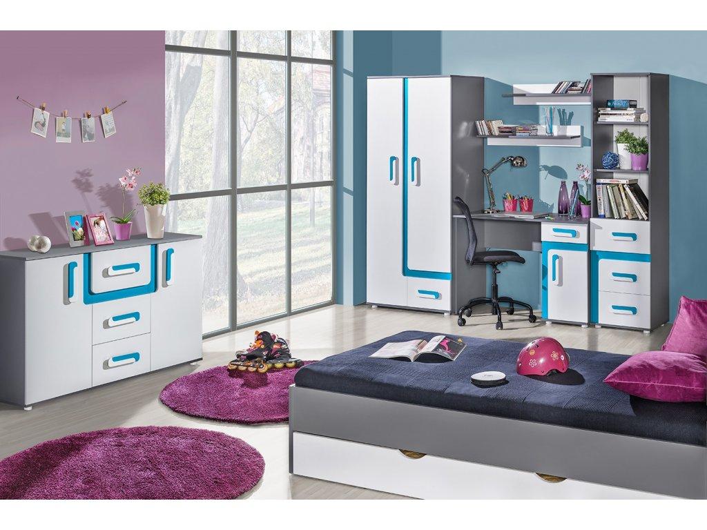 Dětský pokoj APETITO 5 Domel