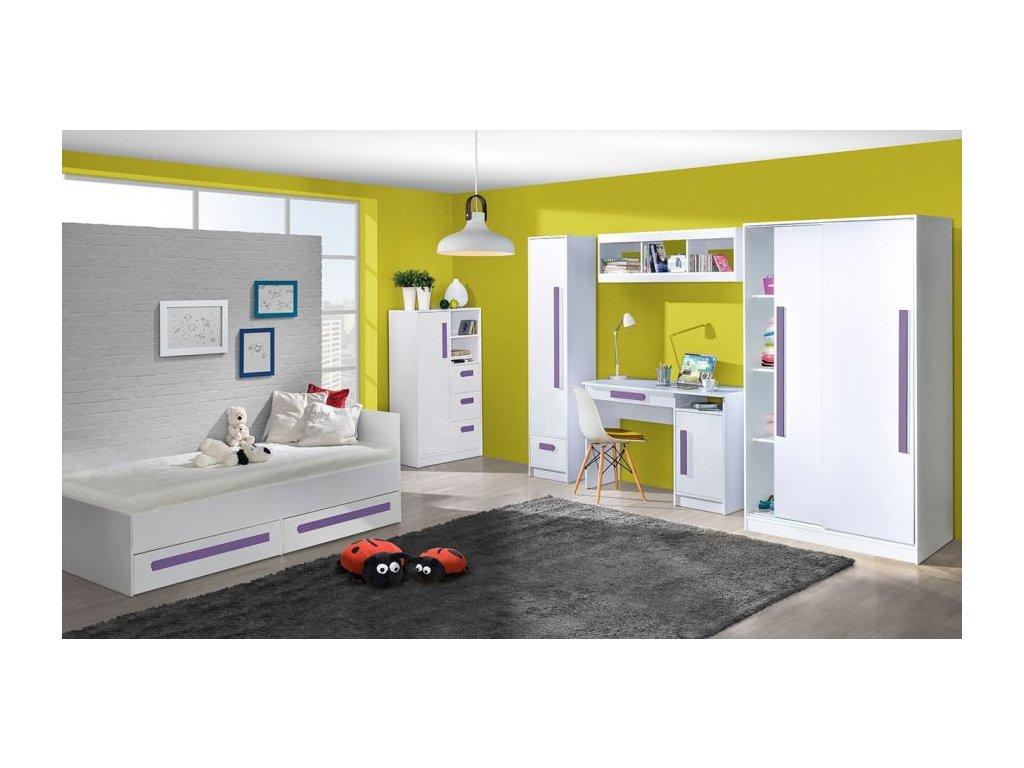 Dětský pokoj GULIVER 4 Domel