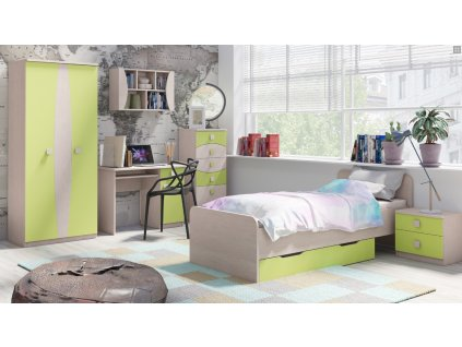 Dětský pokoj TENUS 3 Gib