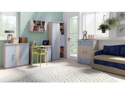 Dětský pokoj TENUS 1 Gib