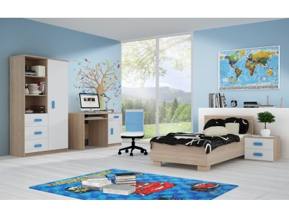 Dětský pokoj SMYK III 1 Idzczak
