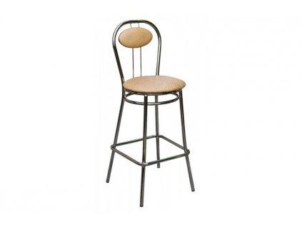 Barová židle Tizano Metpol  111/101 x 73/63 x 47 x 40