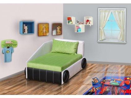 Dětská auto postel FORDEK