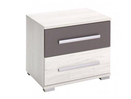 Noční stolek DIONE Maridex 45/40/40